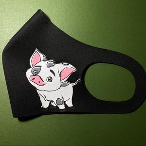 Disney's Pua face mask
